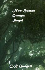 Non-Human Groups of Sogol by CRGangell