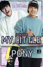 My Little Pony ➳ Hopekook by -mxtal
