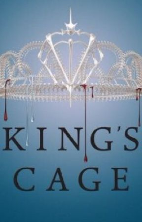 King's Cage (Red Queen Fanfic) by ChocolateMilk30