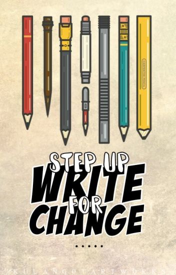 Step Up: Write for Change