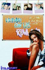 VIVIENDO CON LOS ROWLAND'S!!! by JazuryRowland