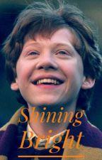 Shining Bright (Ron Weasley x Reader) by imagi-berry