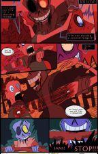 Sans x Reader Horrortale by PsychoFreak101