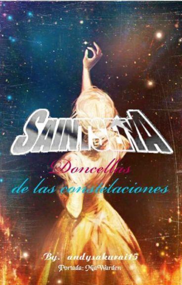 """Saint Seiya """"Doncellas De Las Constelaciones"""""""