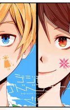 Takeru y Hikari el destino que los unio by DiegoRivas676