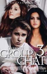 Celebrity Group Chat 3 by champagnebizzle
