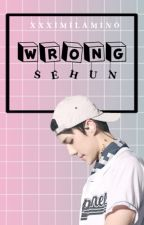 -wrong +sehun by xxximilamino