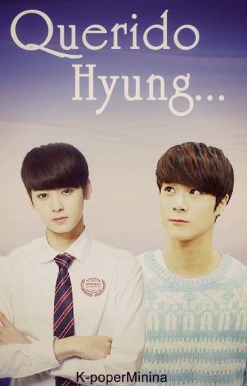 """Querido hyung..."" |Astro☆|EunBin/Binwoo|[ADAPTACIÓN]"