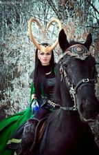 A Filha do Loki (hiatus) by VioletaSalvatore156