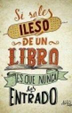 Memes De Libros by -BlueUnicorn-