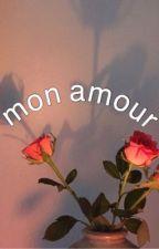 mon amour; muke  by lukeestops