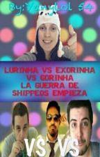 Gorinha vs exorinha vs luhrinha by adrian232425