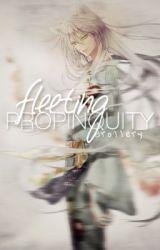 Fleeting Propinquity (Tomoe x Reader) by drollery
