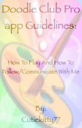 Doodle Club Pro app Guidelines by the_lynch_boys_r5er