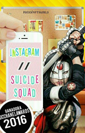Instagram//Suicide Squad