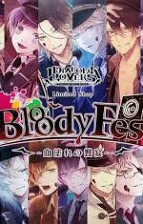 Diabolik lovers boyfriends scenarios  by witch_of_life