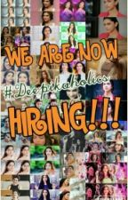 We Are Now Hiring! by DeepikaHolics