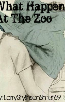 What Happens At The Zoo (Larry Stylinson, boyxboy smut)