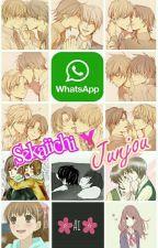 Whatsapp sekaiichi y junjou by AikaFail654