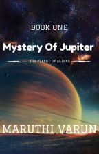Mystery Of Jupiter by varunfun