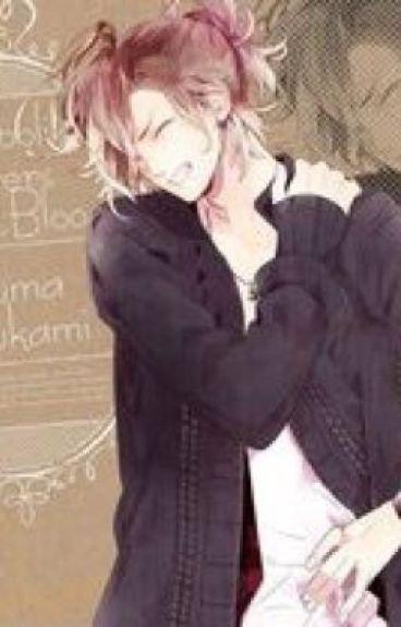 Blood or Love ~lemon~ (~YumaxReader~)