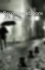 Recommandations musicales by scrittore1810