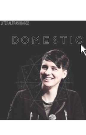 Domestic (Dan Howell X Female Reader) by teensthesedays0