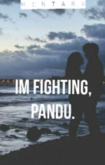 I'M FIGHTING PANDU