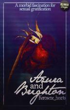 Azura And Brighton [SHORT STORY] by Kerosene_hearts
