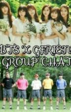 BTS X GFRIEND Group Chat [SLOW UPDATE]  by JungHaIn_