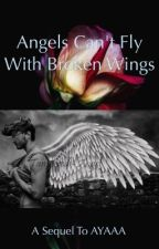 Angels Can't Fly With Broken Wings (Markiplier x Reader) by m4rkimoo