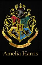 Amelia Harris- A Harry Potter Fanfiction by justthatpotterhead
