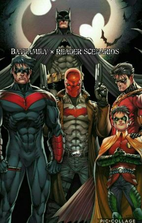 Bat Family × Reader Senarios - Bat fam x Suicidal Reader