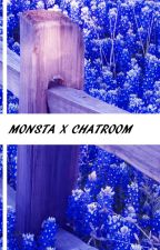 monsta x   chatroom by chae_everyday