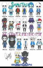 Sanstastic! | AU Sans One Shots!! (Discontinued) by animecatstars
