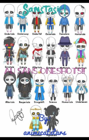 *Puns* | AU Sans One Shots!! (Requests Closed)