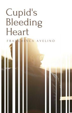 Cupid's Bleeding Heart by FranchescaAvelino