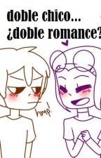 doble chico,¿doble romance? [fredXbonnieXfreddy] by sweetbellyscream