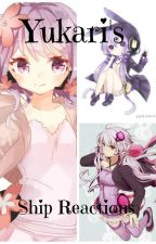 A Ship Book that has lots of ships and shippiness and you're still reading this by Chainsaw_Yukari
