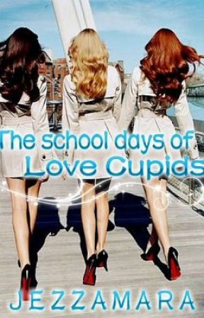 [ EDITING ] The Love Cupids in an All Boys School by jezzamara
