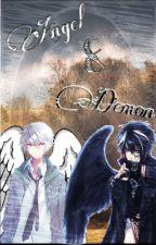 Angel & Demon by Cassiopessa