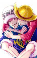 que es este sentimiento...?(LuffyxLaw) by Kaori_7v7