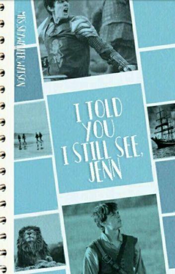 I Told You I'll See You Again - Edmund Pevensie