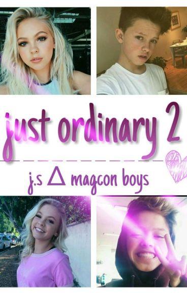 Just ordinary 2 || Jacob Sartorius || Magcon