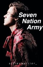 Seven Nation Army//h.s by styleswarrior_