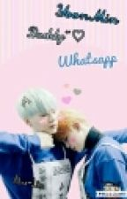 Daddy~{YoonMin;WhatsApp} by Alex-Lim