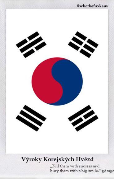 Výroky korejských hvězd