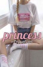 princess <3 tracob au by -troyetops