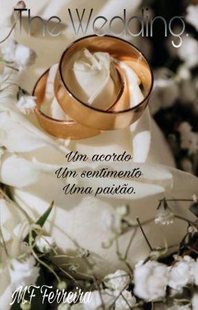 The Wedding. H.S by TwoDirectionxx