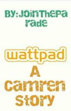 Wattpad-Camren by sickandyx2